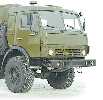 People's Armored KAMAZ