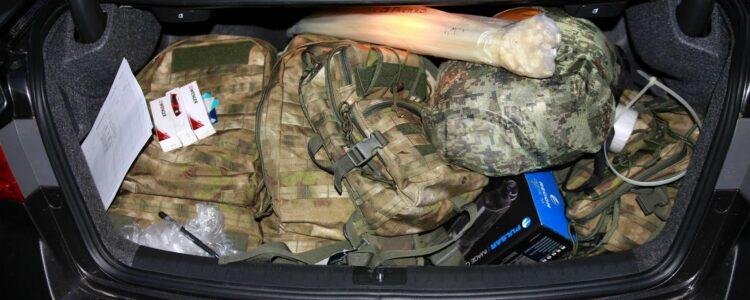 Передали 3 перші снайперські комплекти