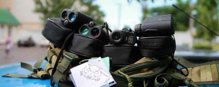 Передали снайперське знаряддя