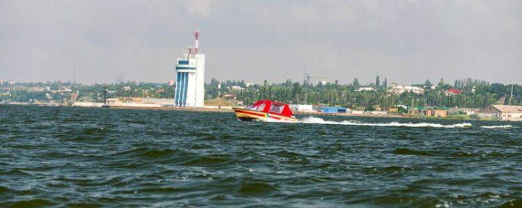 """Экскурсійний тур на острів """"Майский"""""""