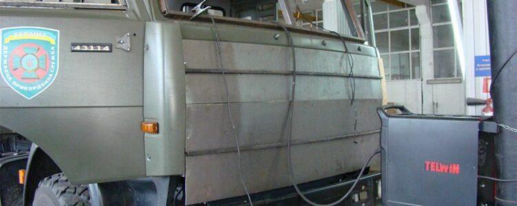 Народний броньований КАМАЗ – фото модернізації