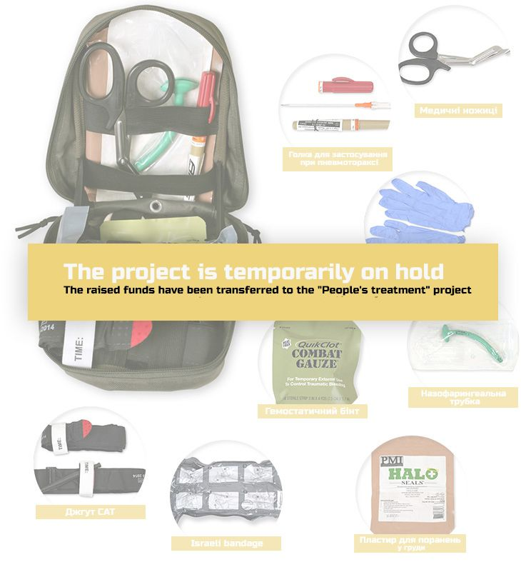 Military First Aid Kit - People's Project com