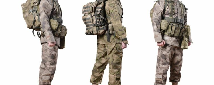 Спорядження для 3-го полку СПн