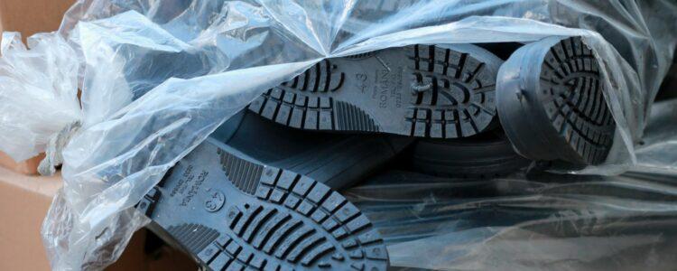 Резинові чоботи для 1-го та 2-го батальонів