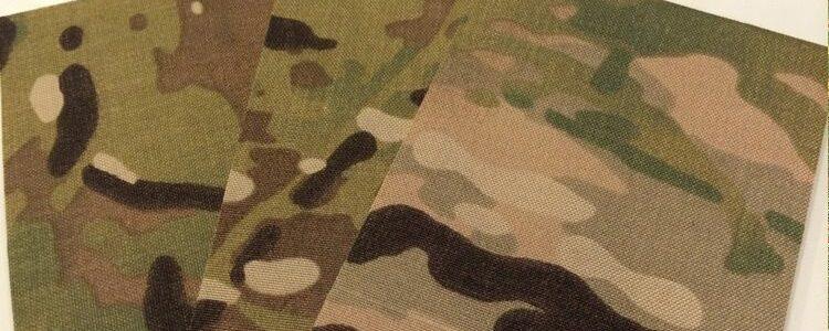 Камуфляжна тканина
