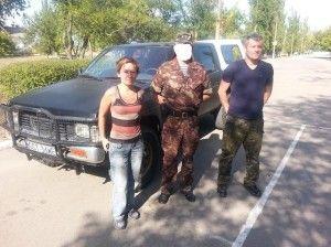 Передача Ниссана от Дарья Манько в Очакове-3