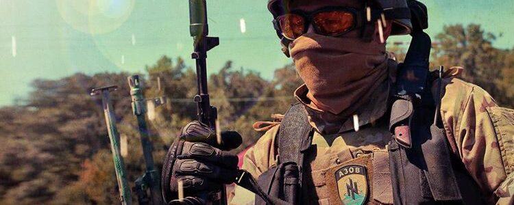 """Подяка за 7"""" планшет від батальйону """"Азов"""""""