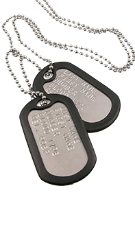People's Dog Tag