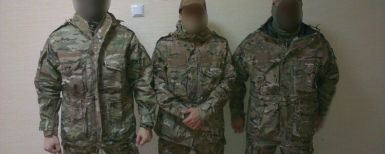 "Fighters of ""Alfa"" Special Forces Unit receive new fatigues"