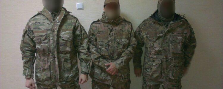 """Бійці Центру спеціальних операцій """"Альфа"""" одягнені в нові костюми"""