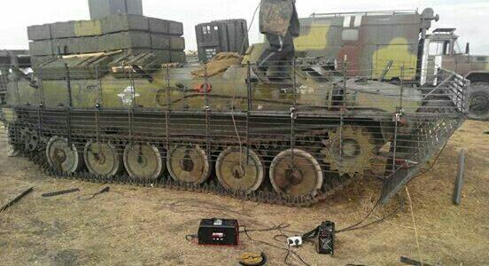 """Броньований тягач для батальйону """"Фенікс"""""""