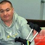 Украинская община Испании помогла в лечении тяжелораненого бойца. ФОТО