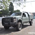 З Техасу в армію: як в Києві роблять машини для бійців