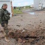 Волонтеры показали кадры из самой горячей точки на Донбассе (фото,видео)