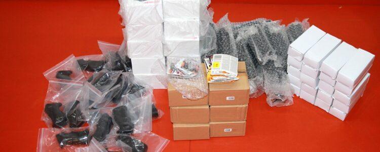 20 комплектів тюнінгу для АК передані морським піхотинцям (Оновлено)