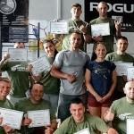 Українські військові склали іспити з CrossFit