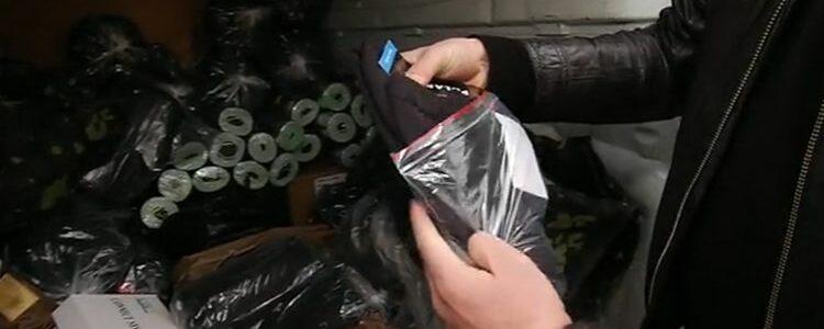 Велика посилка захисникам Донецького аеропорту