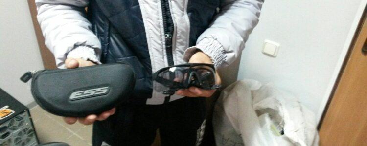 Тактичні окуляри від спонсорів з Іспанії