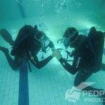 Школа военных водолазов начала работу в Мариуполе, -