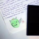 11-летний черкасщанин в свой день рождения подарил планшет морпехам, защищающим Мариуполь. ФОТО