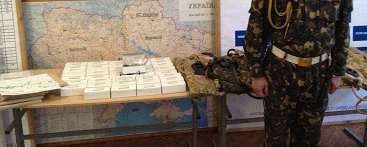 18 кемелбеків та 40 тактичних окулярів передали проекту 2 народний снайпер
