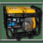 Diesel generator 5,5 kW Forte FGD6500E3