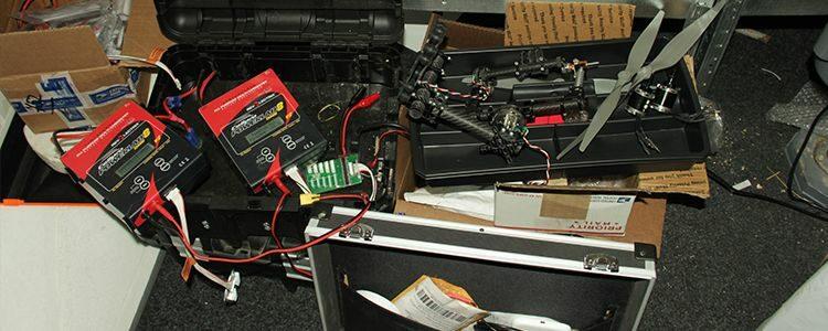 Modernization of drone