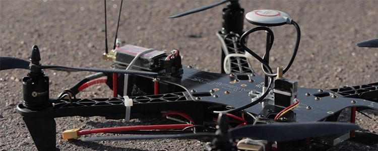 Висновки з перших випробувань квадрокоптеру Discovery