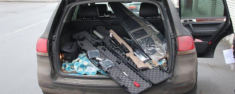 """Тюнінг гвинтівки для """"Донбасу"""""""
