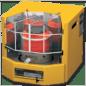 Diesel heater Aeroheat HA S2600