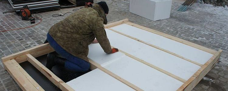Wall panel production