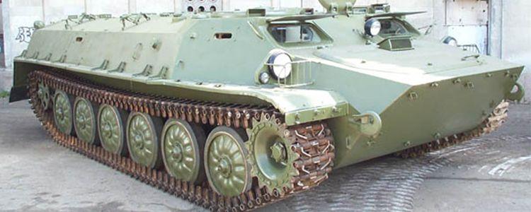 Бронювання МТЛБ для артдевізіону 79 ОАЕМБ