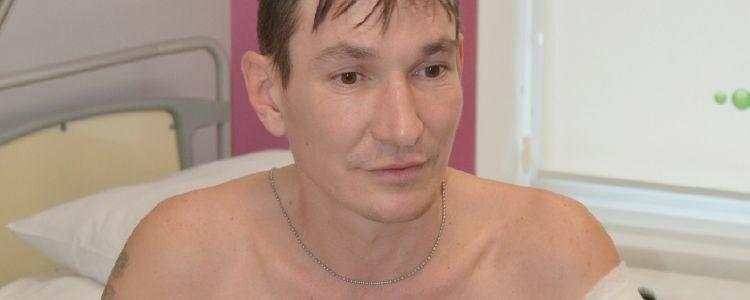 Призупинено лікування пораненого бійця АТО Олександра