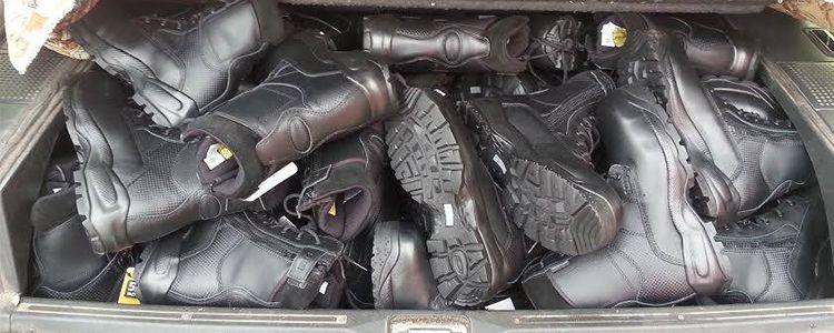 Тактичні черевики 5.11 від спонсора