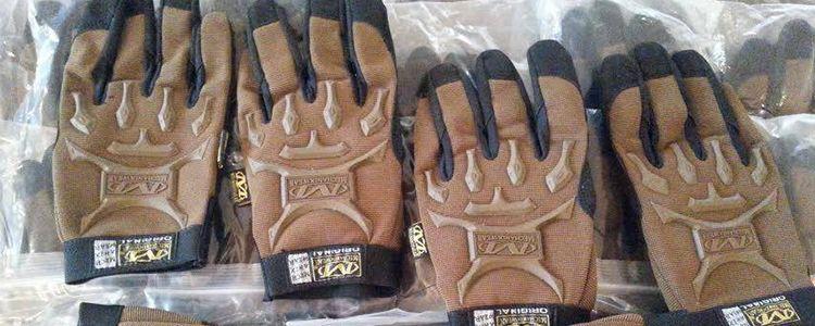 Тактичні рукавиці Military Tactical від спонсора