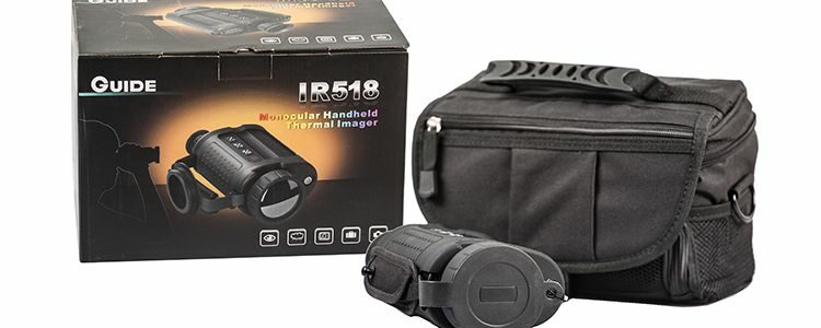 10 thermographic cameras donated to project