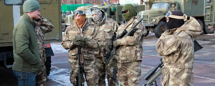 Водонепроникні костюми передали кіровоградським спецпризначенцям