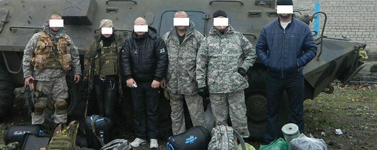 """П'ятнадцять пар берців для батальйону МВС """"Миколаїв"""""""