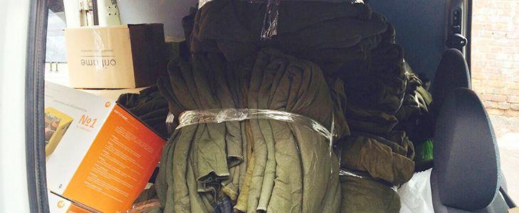 Warm underwear for artillery