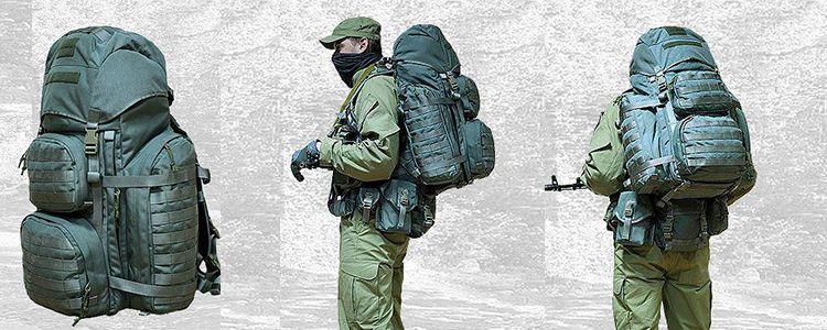 Авансовий платіж за тактичні рюкзаки
