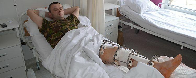 Результати Василя після першого етапу лікування