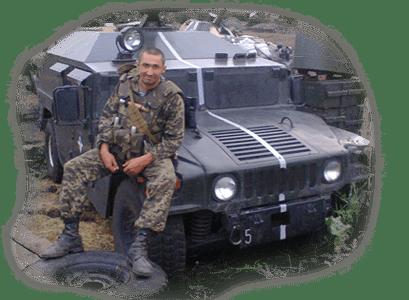 Відновлення зору десантника