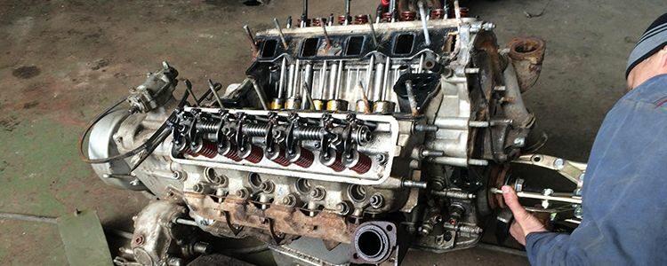 Restoration of spare engines