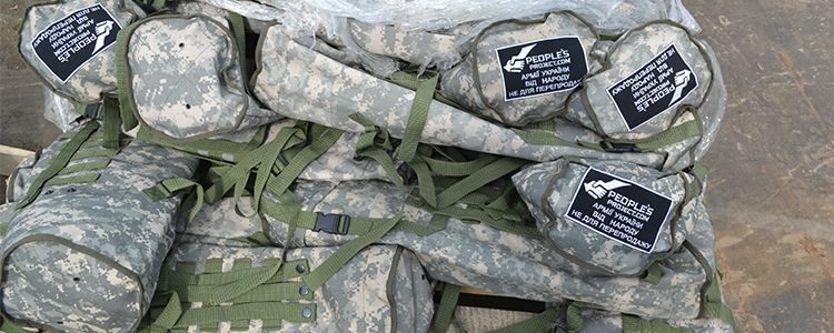 Mobile cots for Marines