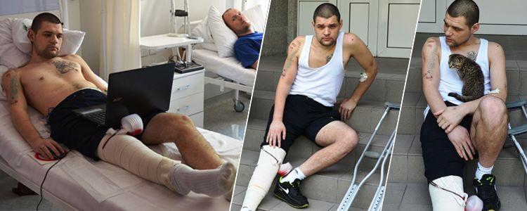 Підготовча операція Олега