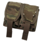 Two grenade pouch