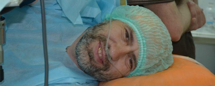 Андрію було виконано основну операцію