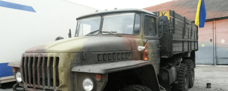 """Another """"Ural"""" back in service"""