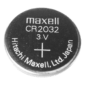 Battery Maxell CR2032