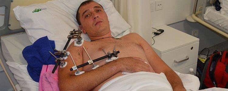 """Bioengineering rehabilitation"": Sergiy has been transferred into Ilaya's care"